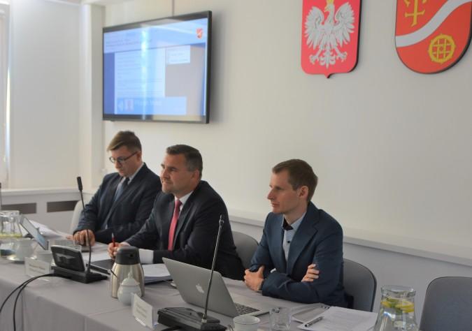 Burmistrz Michał Pasieczny ponownie otrzymał absolutorium