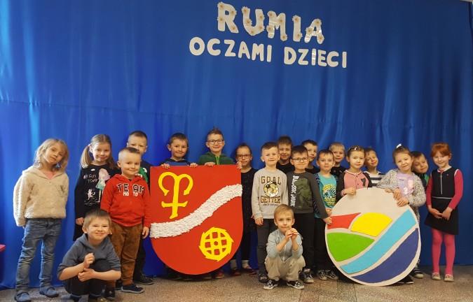 "Projekt ""Rumia oczami dzieci"" nabiera tempa"