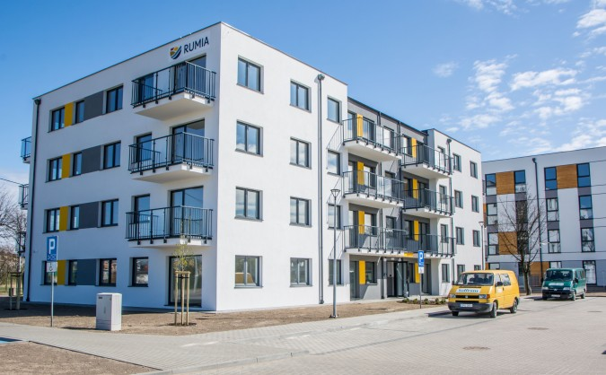 Pierwsze od 30 lat nowe mieszkania komunalne są już gotowe