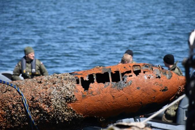 Apelują do premiera o pilne działania w sprawie pozostałości wojennych w Bałtyku