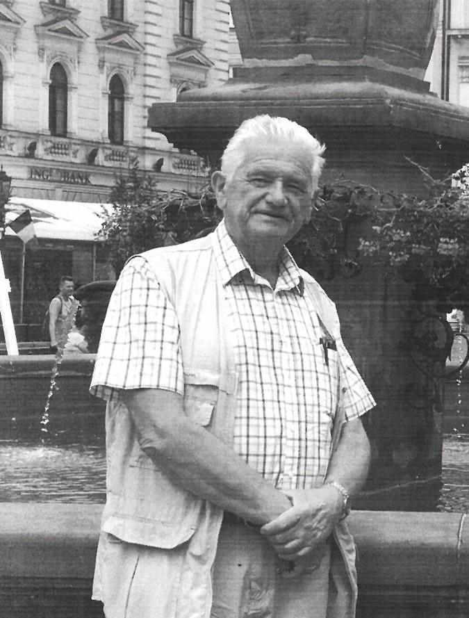 Zmarł Eugeniusz Lademann – artysta rzeźbiarz i wieloletni nauczyciel