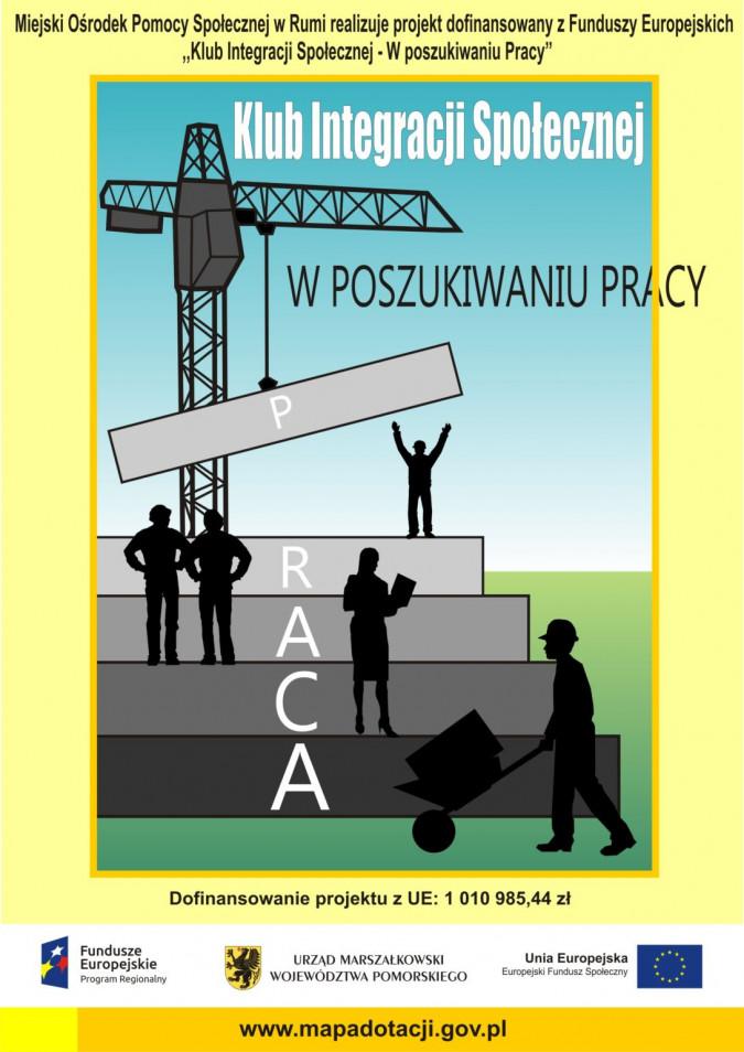 Klub Integracji Społecznej – W poszukiwaniu Pracy