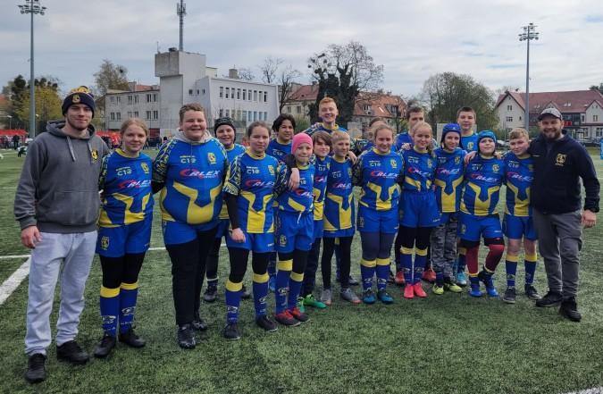 Kolejne sukcesy młodych rumskich rugbystów