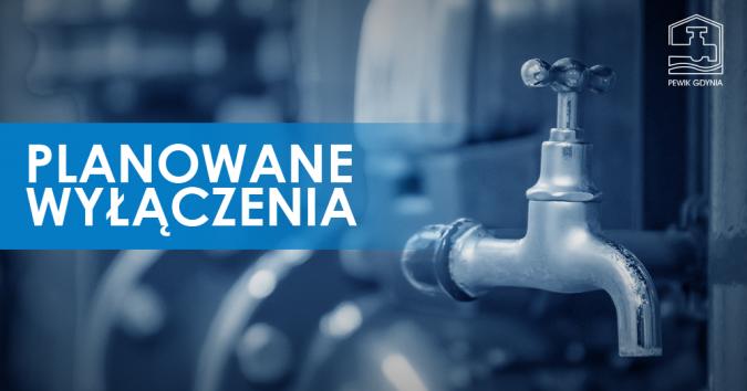 Wstrzymanie dostawy wody na Szmelcie – planowane wyłączenie