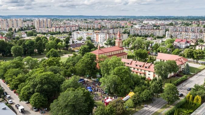 Eksperci zbadali kondycję Rumi, jest raport o stanie miasta