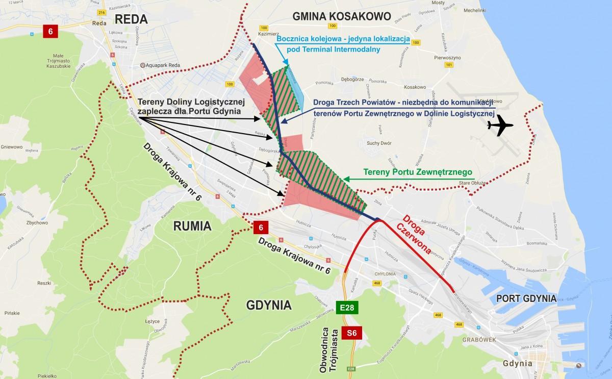 Coraz bliżej budowy Drogi Trzech Powiatów – powstanie koncepcja