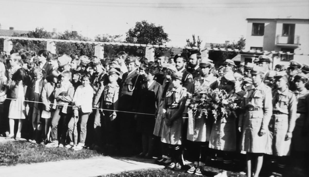 Pomnik Bohaterów Walk z Faszyzmem