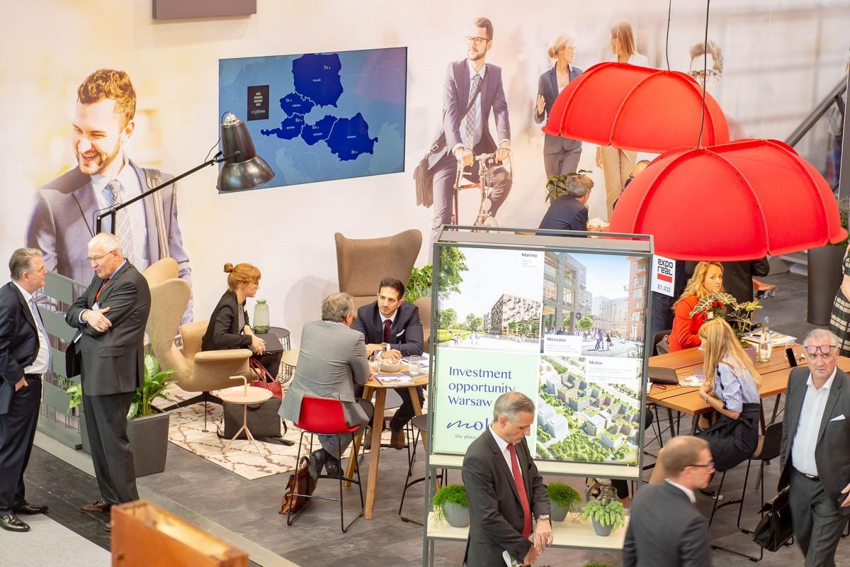 Jak sytuacja na rynku nieruchomości przełoży się na targi Expo Real?