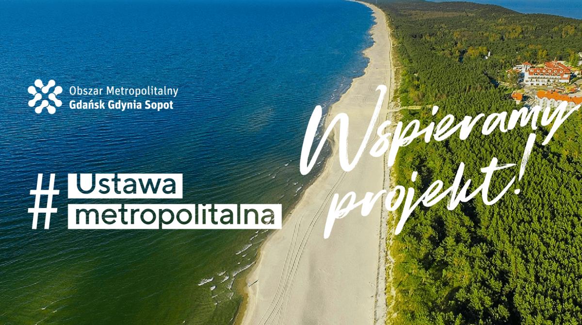 Eksperci napisali list do posłów w sprawie ustawy metropolitalnej dla Pomorza