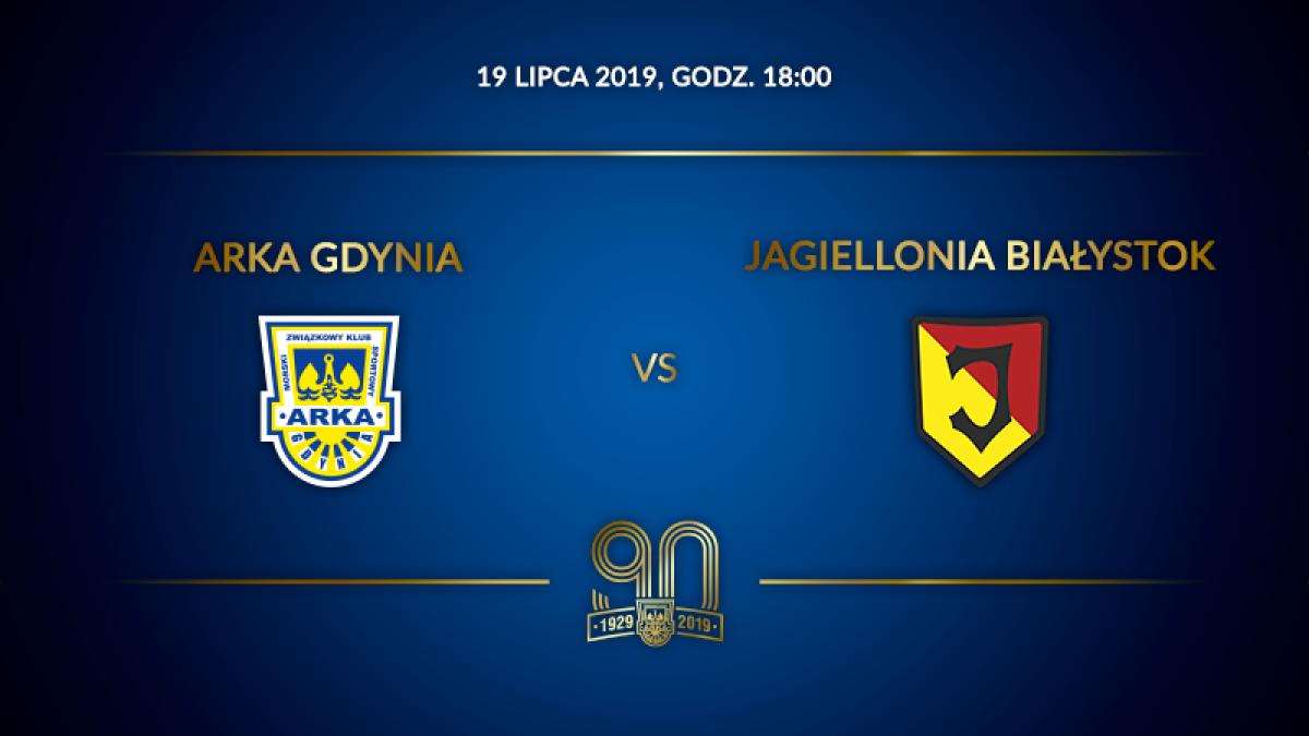 Bezpłatne bilety dla seniorów na mecz Arka – Jagiellonia