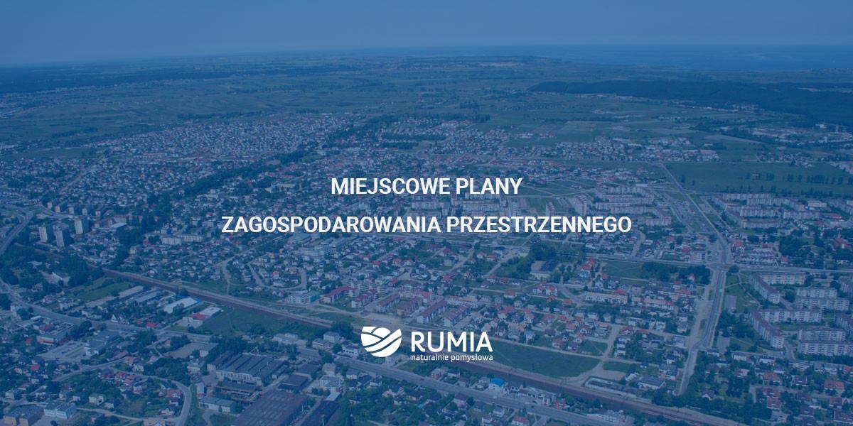 Miejscowe Plany Zagospodarowania Przestrzennego