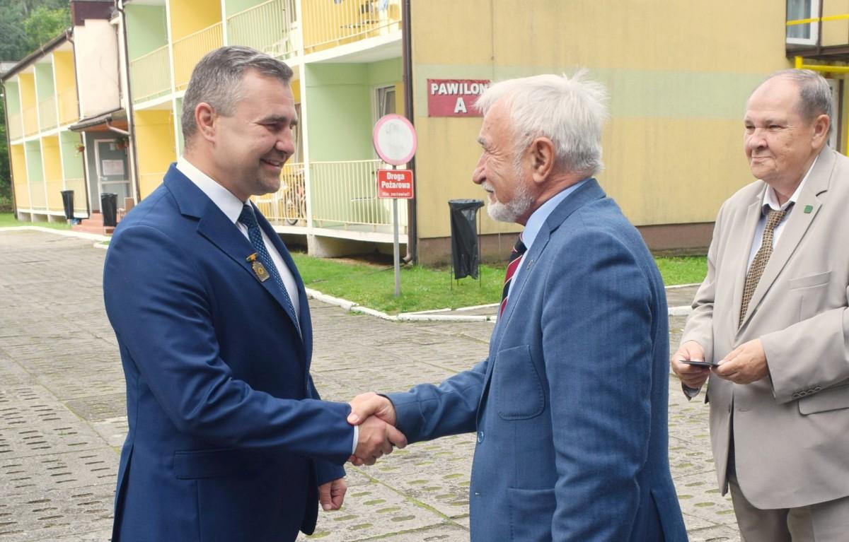 Zdjęcia wykonał Grzegorz Drozdowski, sekretarz Okręgu Pomorskiego PZD w Gdańsku