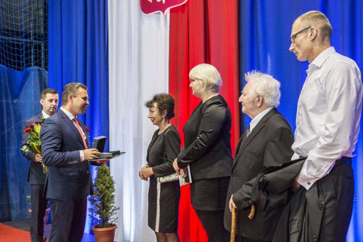 Grzegorz Szalewski został pośmiertnie uhonorowany