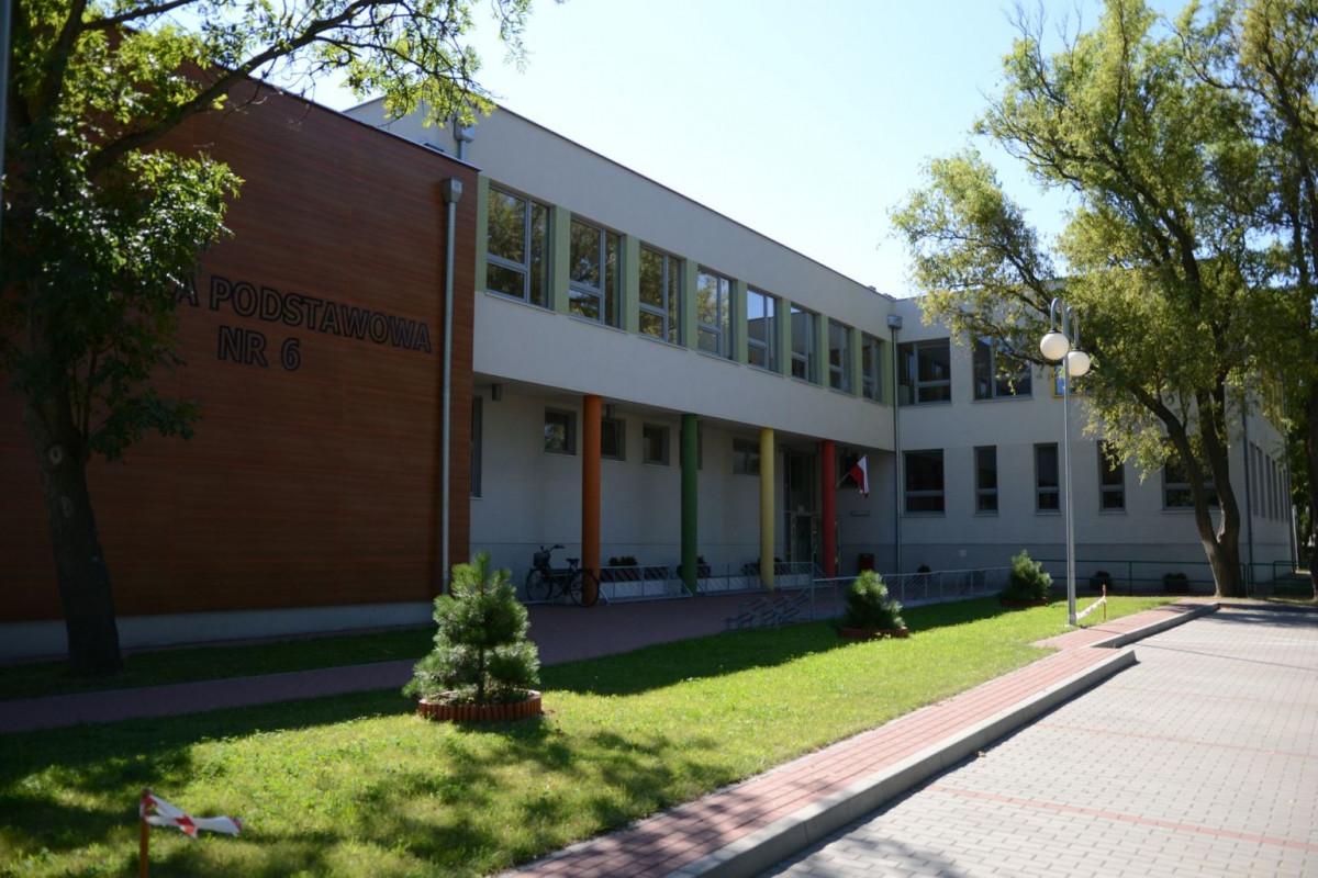 Szkoła Podstawowa nr 6 im. Aleksandra Majkowskiego