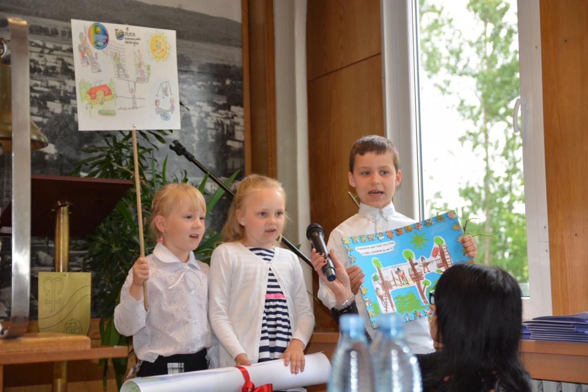 Dzieci opanowały Sesję Rady Miejskiej!