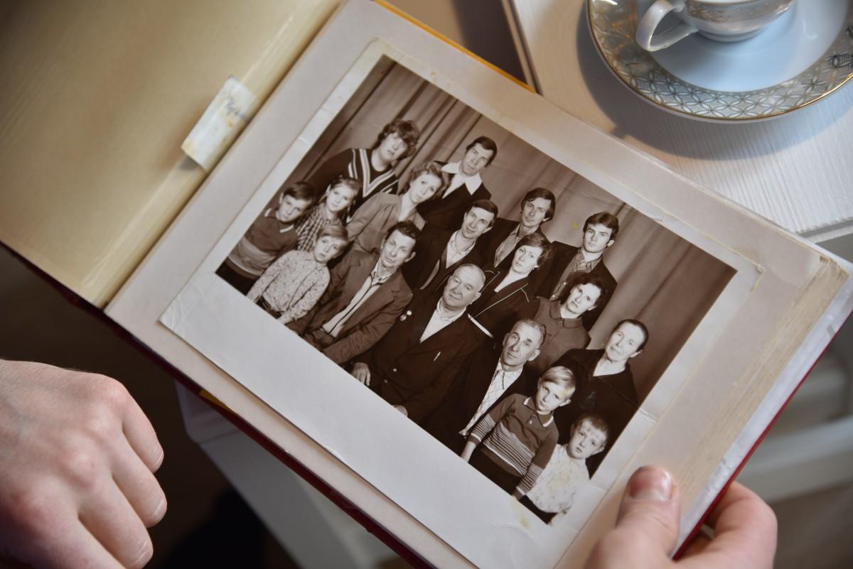 Zdjęcie z rodzinnego archiwum Mikołaja Kułakowskiego.