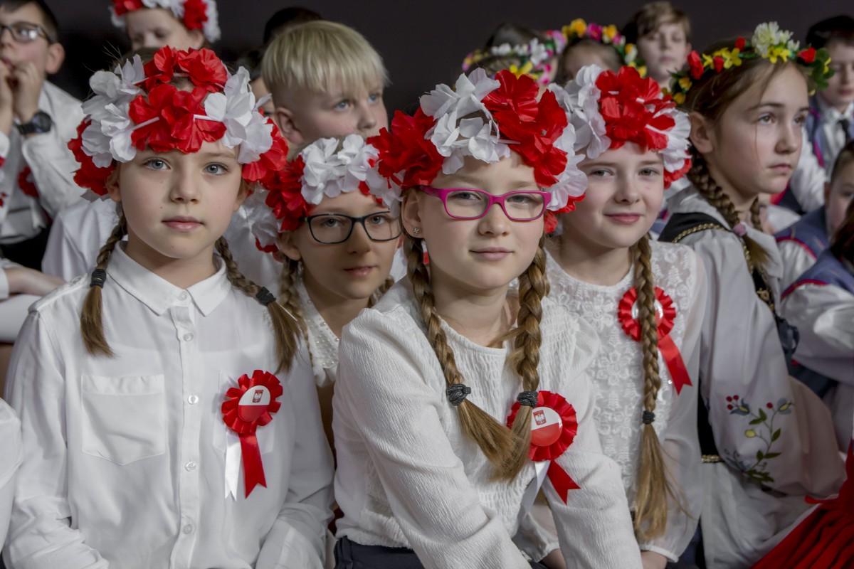 Odśpiewali Mazurka Dąbrowskiego na 400 głosów