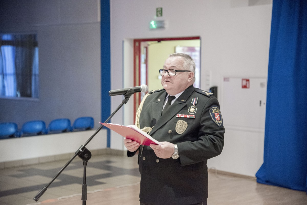 Komendant Roman Świrski przeszedł na emeryturę