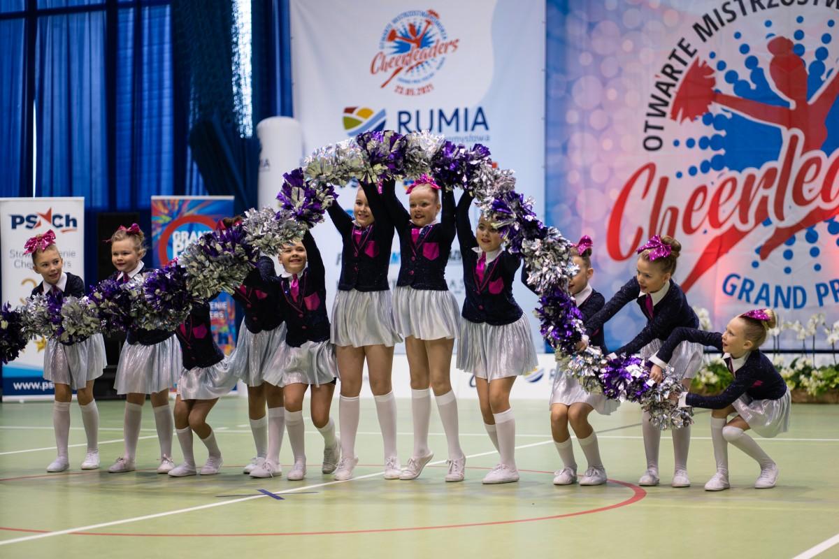 Za nami III Otwarte Mistrzostwa Pomorza Cheerleaders. W rywalizacji wzięło udział ponad 500 sportowców