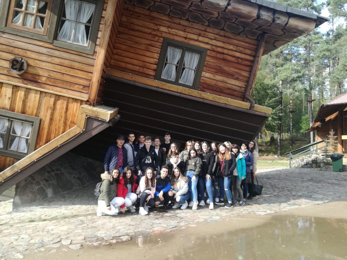 Baskowie ponownie zawitali w salezjańskim liceum!