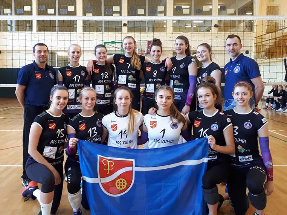 Kadetki z APS Rumia gospodarzami ćwierćfinału mistrzostw Polski
