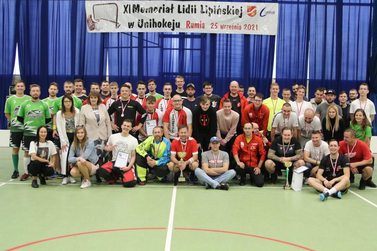 Unihokejowy turniej ku pamięci Lidii Lipińskiej