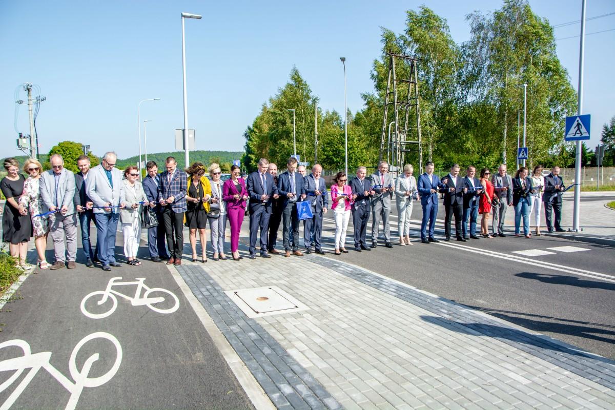 Ulica Nowa Kazimierska została oficjalnie otwarta