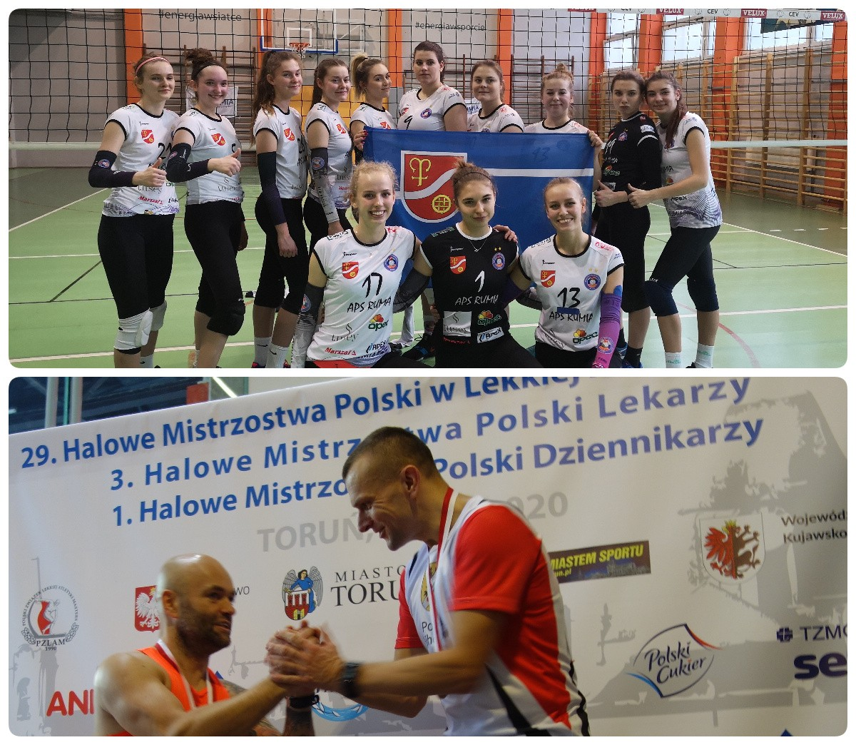 Kolejne sportowe sukcesy rumian