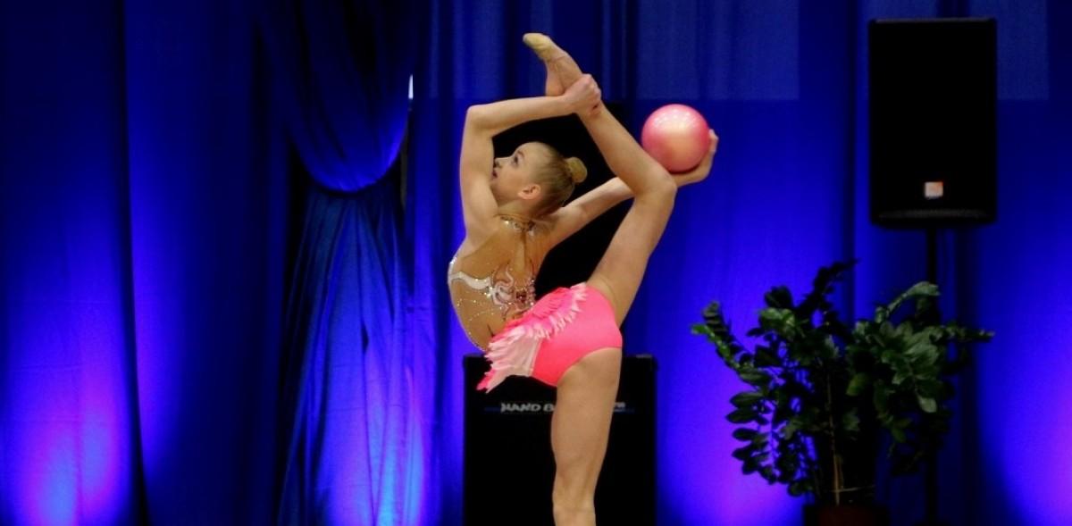 Rumia ponownie stała się stolicą gimnastyki artystycznej