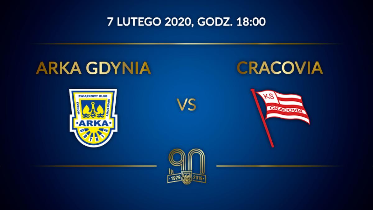 Arka Gdynia vs Cracovia Kraków – bilety dla seniorów