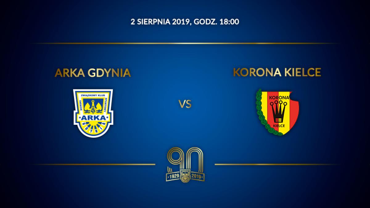 Bezpłatne bilety dla seniorów na mecz Arka Gdynia – Korona Kielce