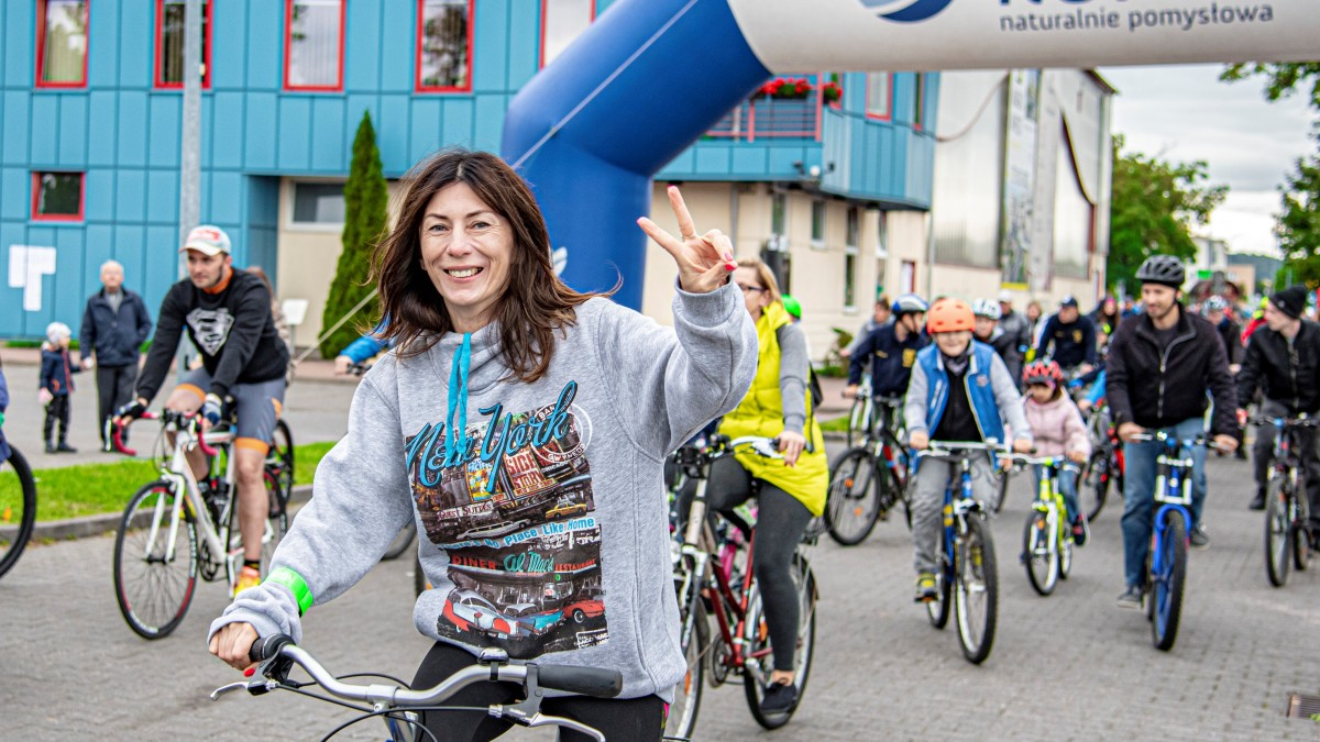 Przez tydzień w mieście królowała ekologiczna mobilność
