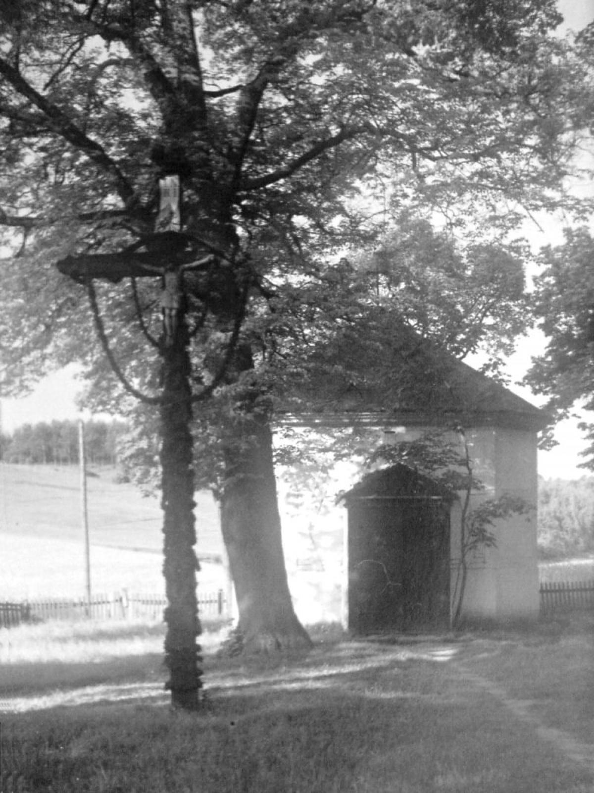 Historia nieistniejącej kaplicy Przebendowskich