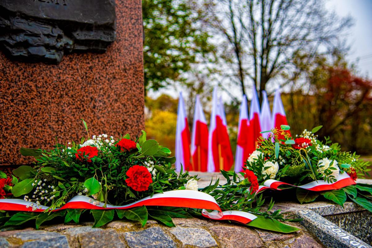 Rumia świętowała 102. rocznicę odzyskania niepodległości przez Polskę