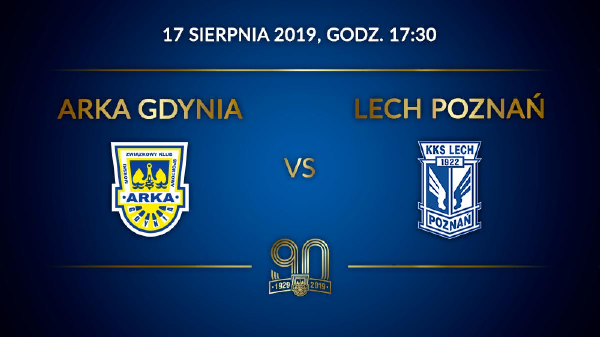 Bezpłatne bilety dla seniorów na mecz Arka Gdynia – Lech Poznań