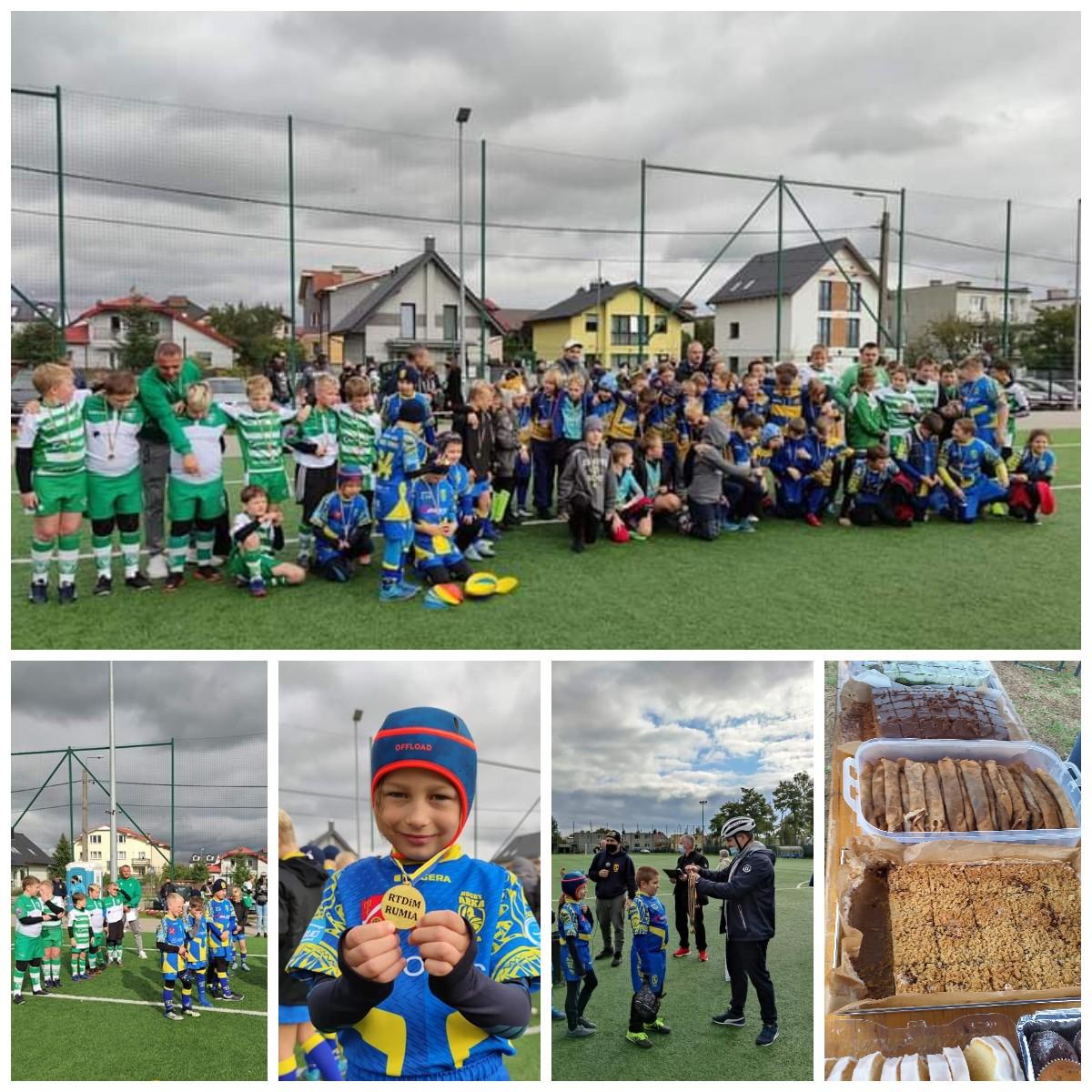 Arka Rumia zorganizowała turniej dla dzieci