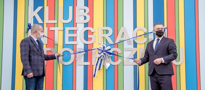 Klub Integracji Społecznej został oficjalnie otwarty