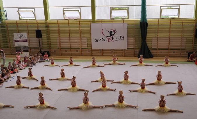 Gimnastyka może być zabawą – pierwszy Festiwal Gym&Fun