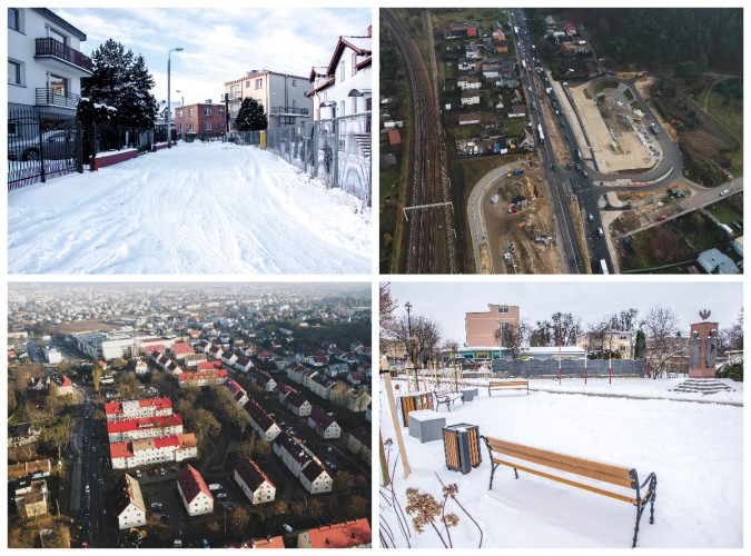 Zestawienie miejskich inwestycji – luty 2021