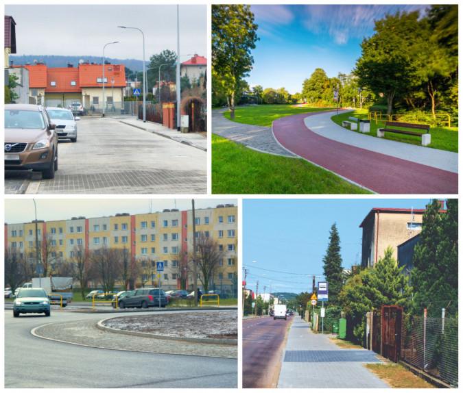 W mieście przybędzie dróg, ścieżek i chodników